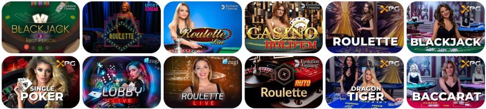 all right casino kasyno na żywo