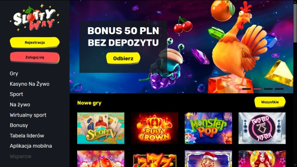 bonus bez depozytu w kasynie