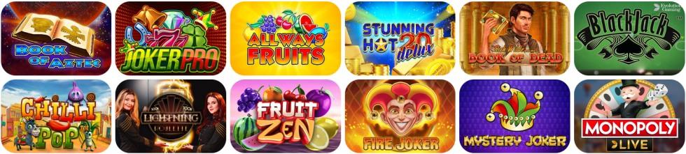 gry w all right casino