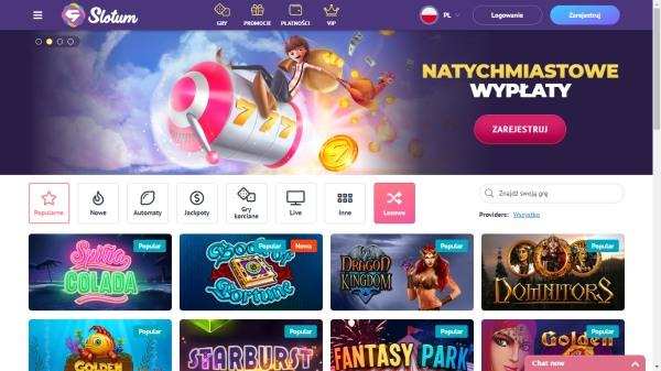 nowe kasyno online